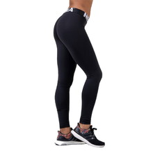 Nebbia Squad Hero Scrunch Butt 528 Damen Leggings - schwarz