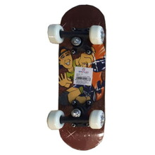 Skateboard Mini Board - Skateboy Brown