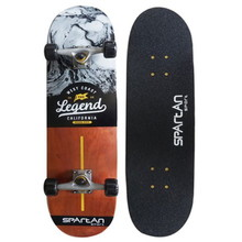 Das Skateboard Spartan Maple - Legend