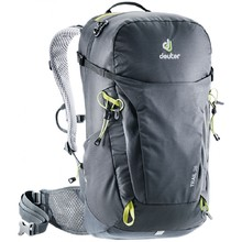 DEUTER Trail 26 Wanderrucksack - black-graphite