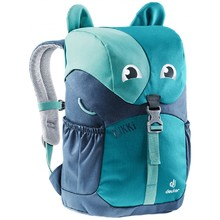 DEUTER Kikki Kinderrucksack - petrol-midnight