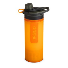 Grayl Geopress Purifier Filterflasche - Visibility Orange