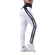 Nebbia Power Your Hero 531 Ikonische Damen Leggings - Weiss