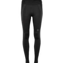 Newline Wing Wiper Tights Damen Kompresionshose - schwarz
