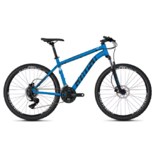 "Ghost Kato 1.6 AL 26"" Mountaibike - Modell 2020 - Vibrant Blue / Night Black / Star White"