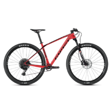 "Ghost Lector 3.9 LC 29"" Mountainbike - Modell 2020 - Riot Red / Jet Black"