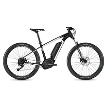 "Ghost Teru B2.7+ 27,5"" E-Mountainbike - Modell 2020 - Jet Black / Star White"