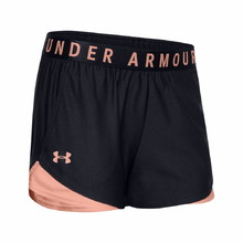 Dámské šortky Under Armour Play Up Short 3.0 - Black-Melon