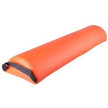 inSPORTline Massagehalbzylinder - orange