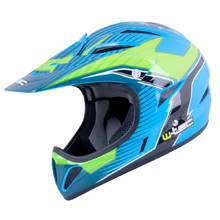 Freeride Helm W-TEC 3ride - Blau Sword