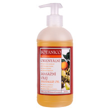Orientalisches Massageöl Botanico 500 ml