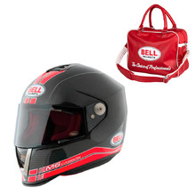 BELL M6 Carbon Race Red Motorradhelm