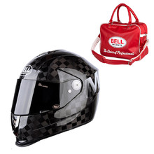 BELL M6 Carbon Square Solid Matte Motorradhelm