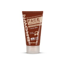 Tanny Maxx Brown Face Tanning Lotion + Smooth Bronzer 50ml Selbstbräunungscreme