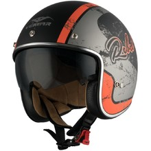 Vemar Chopper Rebel Motorradhelm
