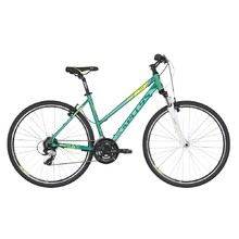 "KELLYS CLEA 30 28"" - model 2019 Damen Cross Fahrrad - Bermuda Mint"