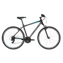 "KELLYS CLIFF 10 28"" - model 2019 Herren Cross Fahrrad - Black Blue"