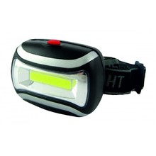 BC COB Headlamp 3W Stirnlampe - silber