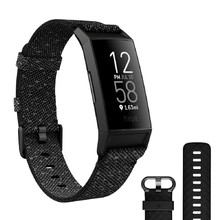 Fitbit Charge 4 Special Edition Granite Fitness-Armband