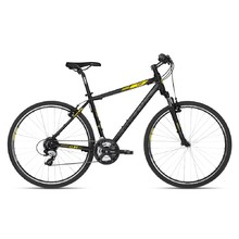 "KELLYS CLIFF 30 28"" Herren Crossbike - Modell 2018 - Black Yellow"