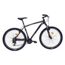 "Mountainbike DHS Terrana 2723 27,5"" - Modell 2016 - Black-Grey-Silver"