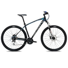 Devron Riddle H1.9 29'' - Mountainbike - Modell 2017 - Pure Black