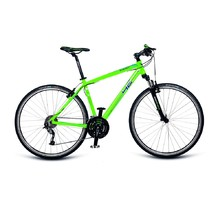 4EVER Energy 28'' Herren Crossbike - Modell 2017 - matt grün