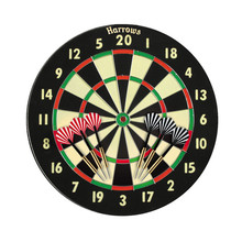 Harrows World Champion Family Dart Game Papier Dartscheibe
