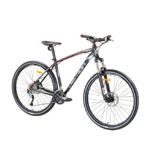 "Devron Riddle H0.7 27,5"" Mountainbike - Modell 2017 - Evil Black"