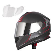 W-TEC V127 Red Light Motorradhelm