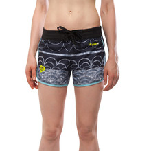 Aqua Marina Illusion Damen Shorts - blau