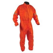 Ozone Suits against rain - orange