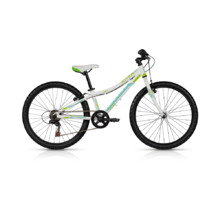 "KELLYS KITER 30 24"" Junior Bike - Modell 2017 - Weiss"