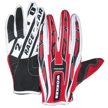 Motocross-Handschuhe WORKER MT 790 - rot