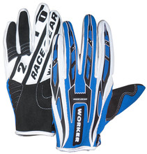 Motocross-Handschuhe WORKER MT 790 - blau