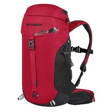 MAMMUT First Trion 18 Kinderrucksack - rot-schwarz