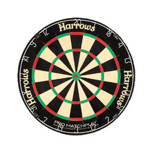 Harrows Pro Matchplay Board Sisal Dartscheibe