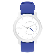 Withings Move Kluge Uhr - White/Blue