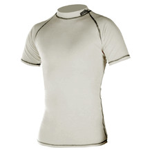 Kinder-T-Shirt Blue Fly Thermo Pro - kurzer Ärmel - beige