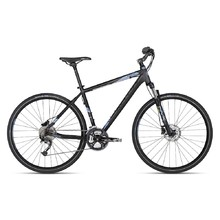 KELLYS PHANATIC 30 28'' - Herren-Cross-Fahrrad - Modell 2018 - Dark Grey