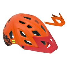 Fahrradhelm Kellys Razor MIPS - orange-red