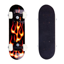 Skateboard Mini Board - Feuer