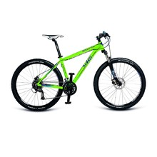 4EVER Sceleton 27,5'' Mountainbike - Modell 2017 - matt grün