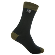 DexShell Thermlite Wasserdichte Socken - Olive Green
