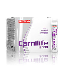 Nutrend Carnilife 2000 Carnitin 20x25 ml
