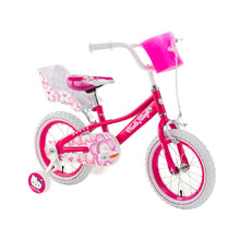 Kinderfahrrad HELLO KITTY Shinny 14""