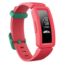 Fitbit Ace 2 Kinder Fitnessarmband Watermelon + Teal