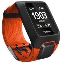 TomTom GPS-Uhr Adventurer Cardio + Music - orange
