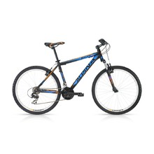 "Mountainbike ALPINA ECO M10 blue-orange 26"" - Modell 2016"