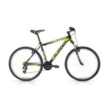 "Mountainbike ALPINA ECO M20 black-lime 26"" - Modell 2016"
